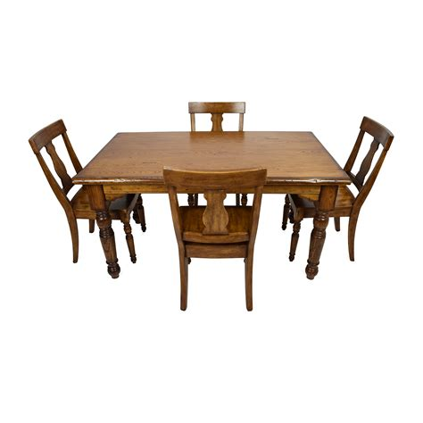Solid Wood Dining Table Sets 85 Pottery Barn Pottery Barn Solid Wood Dining Set Tables