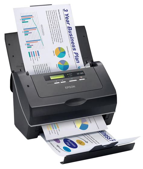 Printer Epson Yang Ada Scanner epson workforce pro gt s85 review rating pcmag