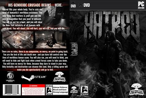 Know Your Meme The Game - hatred game cover hatred controversy know your meme