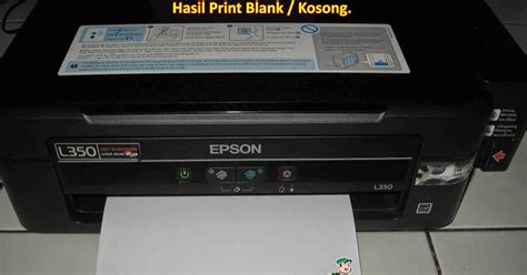Printer Epson L120 Dan L210 pusat modifikasi printer infus cara service printer epson l110 l120 l300 l210 l350 l355 hasil