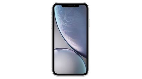 apple iphone xr 64gb white harvey norman australia