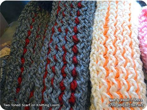 25 best ideas about loom scarf on loom