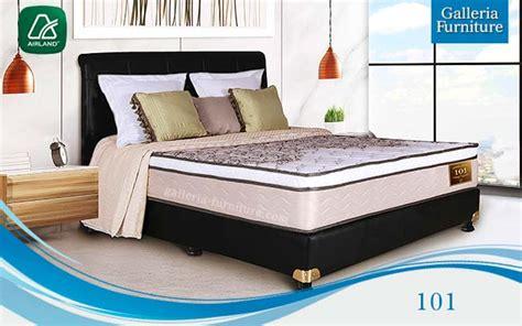 Bed Airland Ukuran 160 pusat penjualan tempat tidur springbed airland harga murah