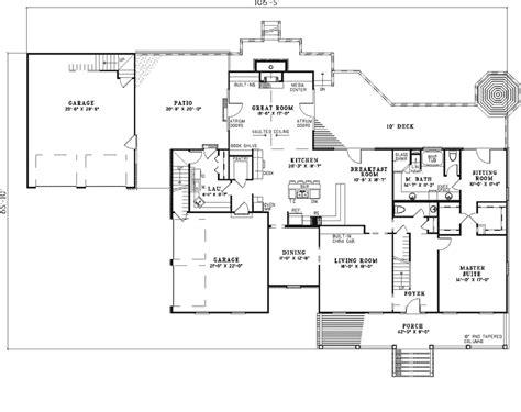 cape cod home floor plans shannon place cape cod home plan 055s 0023 house plans