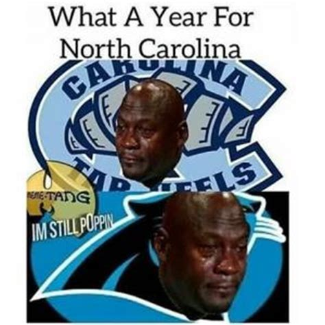 North Carolina Meme - carolina panthers jokes kappit