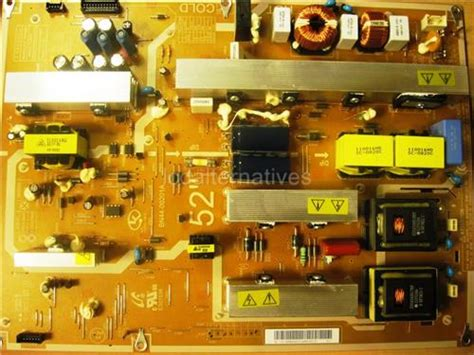samsung lcd tv capacitor repair samsung ln52a650a1f lcd tv repair kit capacitors lcdalternatives