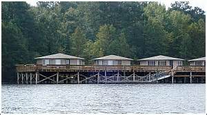lodging and cabins at santee state park