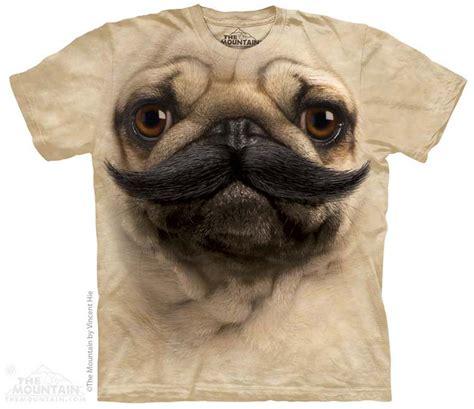tie dye pug shirt pug mustache shirt tie dye t shirt pug t shirts