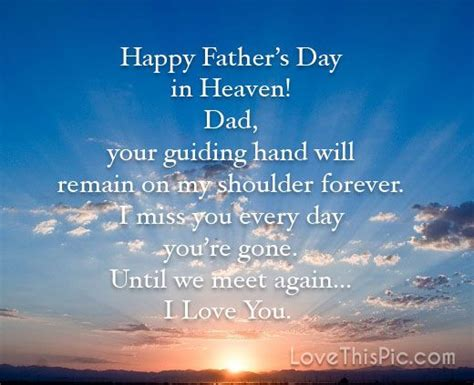 Quotes For S Day In Heaven The 25 Best Fathers Day In Heaven Ideas On