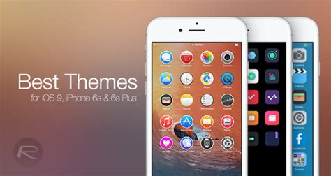 best themes for iphone 6 ios 9 10 best iphone themes for ios 9 redmond pie