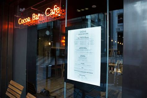 hotel chocolat s birmingham s chocolate cafe and bar is opening in