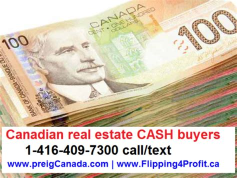 cash house buyers canadian real estate cash buyers flipping4profit ca