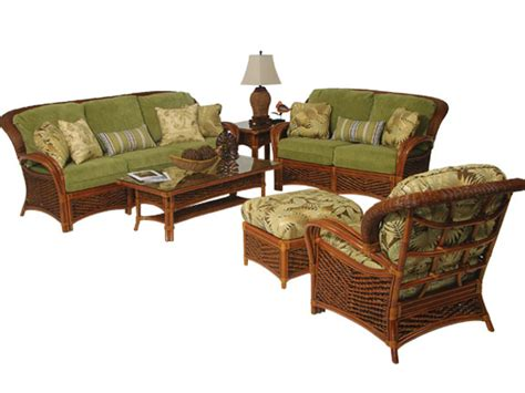 Sofa Clearance Outlet Indoor Rattan Seating