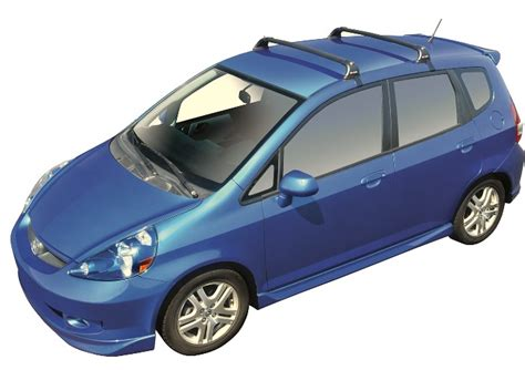 Honda Fit Rack by Rola Gtx Roof Rack 59755 For Honda Fit 2007 2008