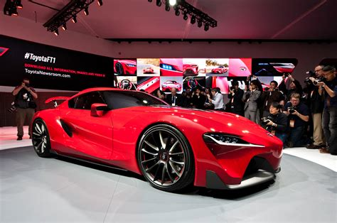 toyota ft1 concept toyota ft 1 concept previews return of supra