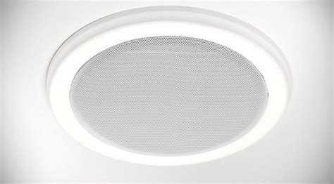 bluetooth exhaust fan light homewerks new bath fan is also a bluetooth speakers and