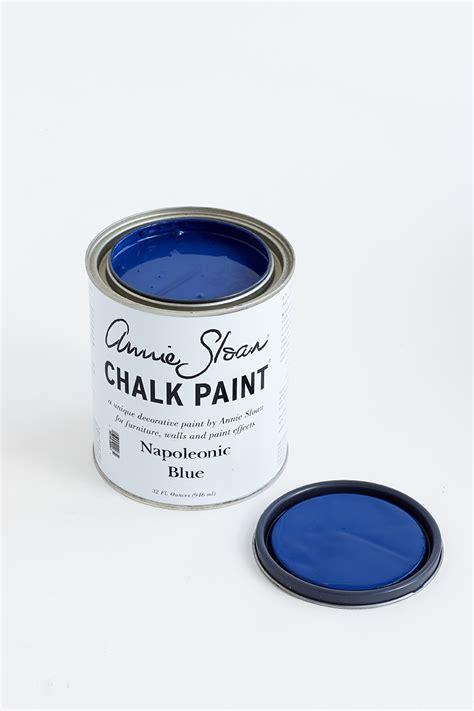 chalk paint buy buy napoleonic blue chalk paint 174 by sloan