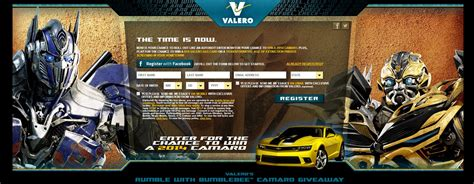 Camaro Sweepstakes - check out the rumble with bumblebee camaro sweepstakes the news wheel