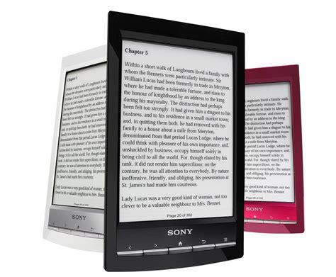 format ebook reader sony sony reader prs t2 review pc advisor