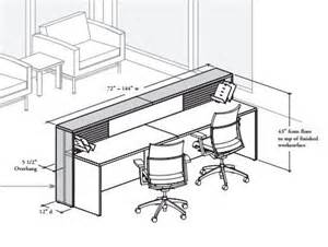 Standard Drafting Table Size Reception Desk Dimensions Receptions Reception Desks And Desks