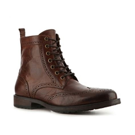 aston grey mens boots aston grey cable wingtip boot dsw