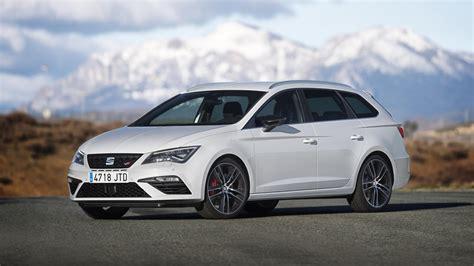 seat leon cupra review awd bhp estate driven top gear