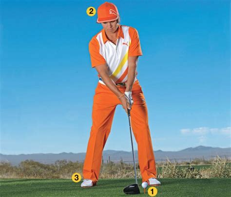 proper golf driver swing rickie fowler my keys to great driving golf digest