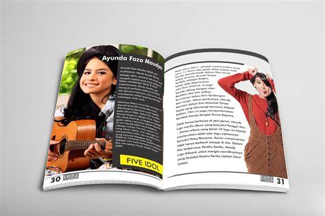 pengertian layout majalah vanio jank jank portofolio desain