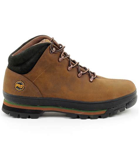Chaussure De Securite Timberland 5754 by Hoge Veiligheidsschoenen Timberland Pro Splitrock S3 Bruin