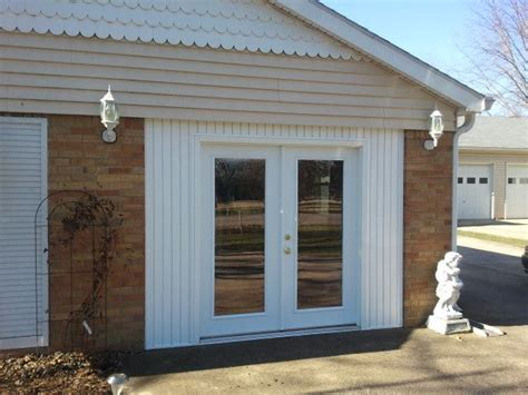 Converting 2 Garage Doors Into 1 by 1000 Images About Garage Conversion Ideas On