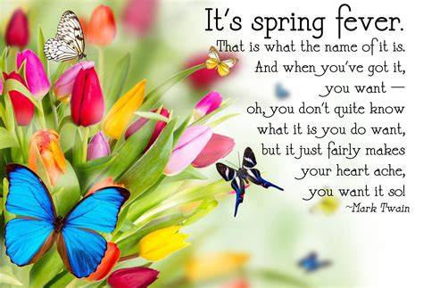 what is a spring spring fever shanna hatfield
