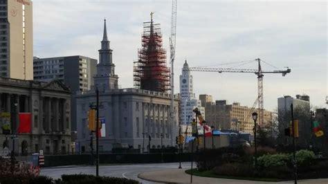 philadelphia temple open house philadelphia mormon temple reaches significant construction milestone