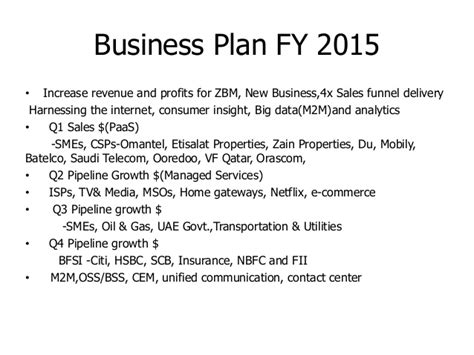 vp sales business plan ver1 1