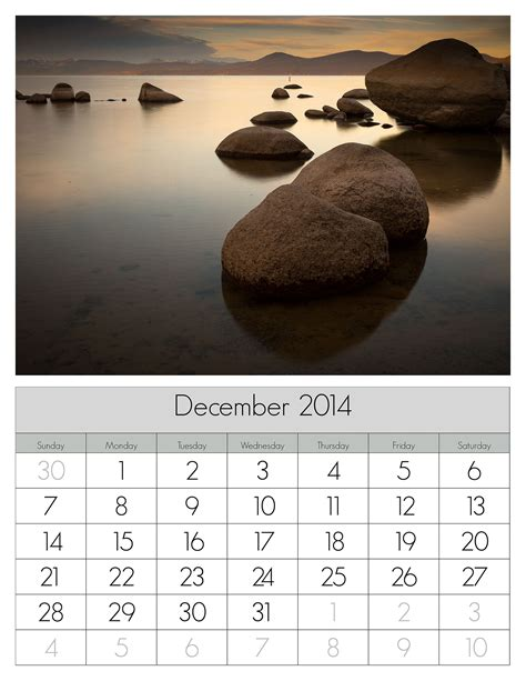 calendar template with pictures lightroom 2014 calendar template presets layers magazine