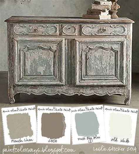 Soft Surroundings Home Decor by How To Make New Furniture Look Old Using Annie Sloan