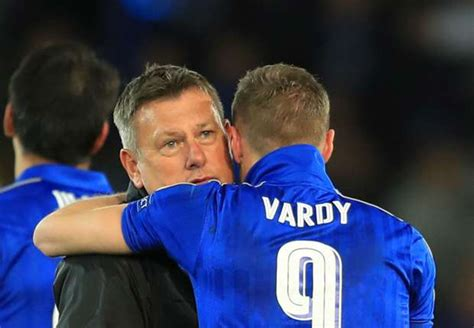 Leicester Records Shakespeare Vardy Set Premier League Records For Leicester Goal
