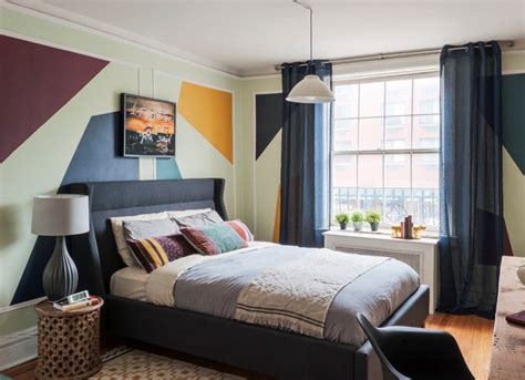 bachelor pad bedroom west village bachelor pad eclectic bedroom new york