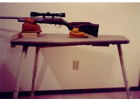 homemade portable shooting bench plans doing by wooding ideas wood portable shooting bench plans