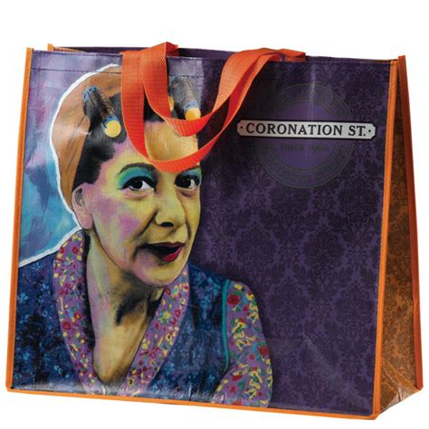 Ronation Street Hilda Shopper Bag Iwoot