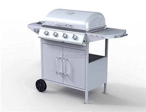 Backyard Grill 4 Burner Gas Grill Review by Foxhunter Garden Outdoor Portable Bbq Gas Grill Stainless