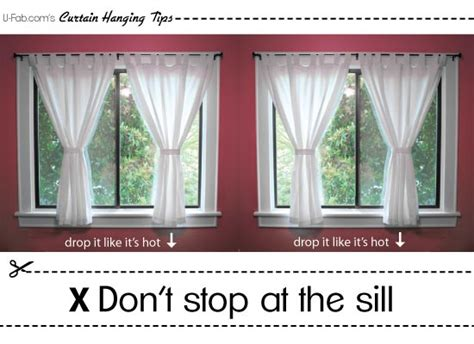 how long should curtains be faq how to hang window treatments