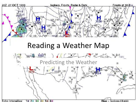 Interpreting A Weather Map Worksheets by Reading A Weather Map Station Model
