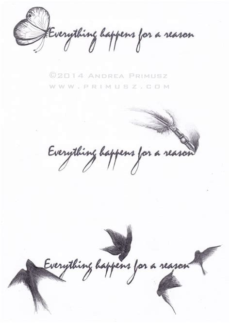 everything happens for a reason tattoo designs best 25 everything happens for a reason symbol