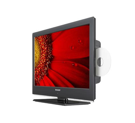 Led Tv Sharp 22 Inch 22 quot inch sharp lc22dv240k led hd ready 1080p tv with dvd