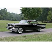 1957 CHEVROLET BEL AIR COUPE  43500