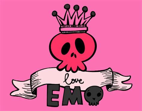 imagenes emo love frases dibujo de love amor pintado por celecheto en dibujos net