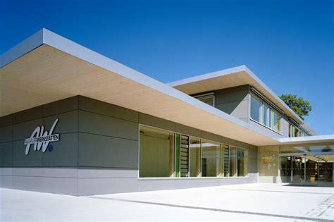 werkstatt architektur werkstatt f 252 r menschen mit behinderung dr kreutz partner