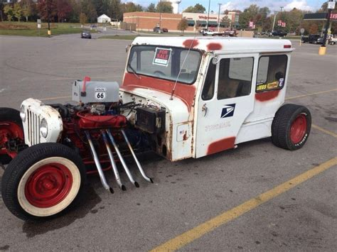postal jeep rod 88 best images about rat rods on pinterest cars chevy