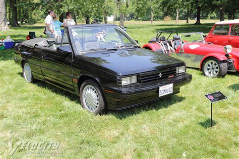 renault alliance convertible picture of 1987 renault alliance convertible