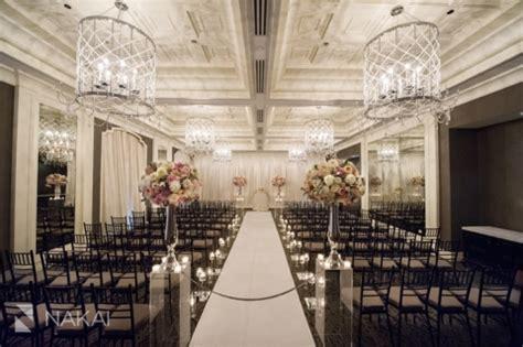 waldorf astoria chicago wedding chicago waldorf astoria wedding ceremony reception